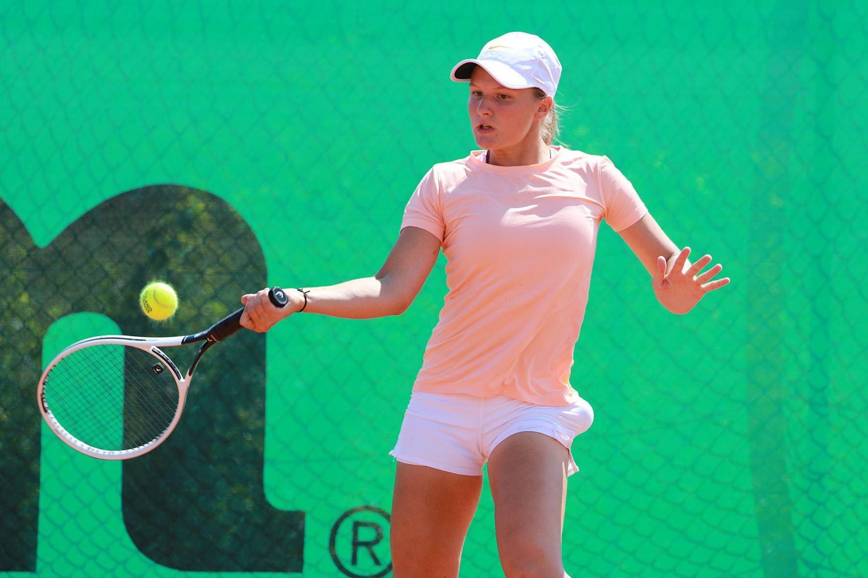 138542811 404066683987188 1506357356953587207 n - ITF: Italijanka v finalu preprečila popoln teden Lovričeve v Beljaku, v Mariboru dva naslova ostala doma
