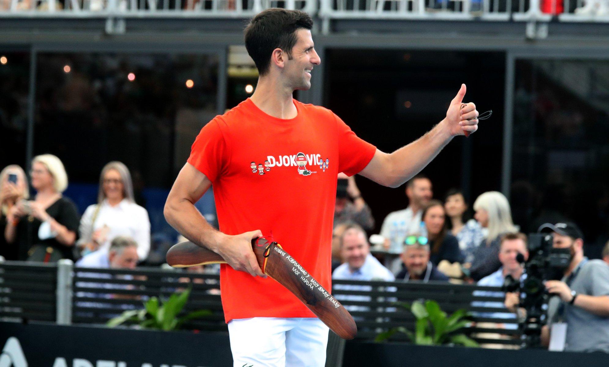 """Foto We Are Tennis FB 3 - Rusedski: """"Težko se je prepirati z nekom, ki je osvojil 18 Grand Slamov"""""""
