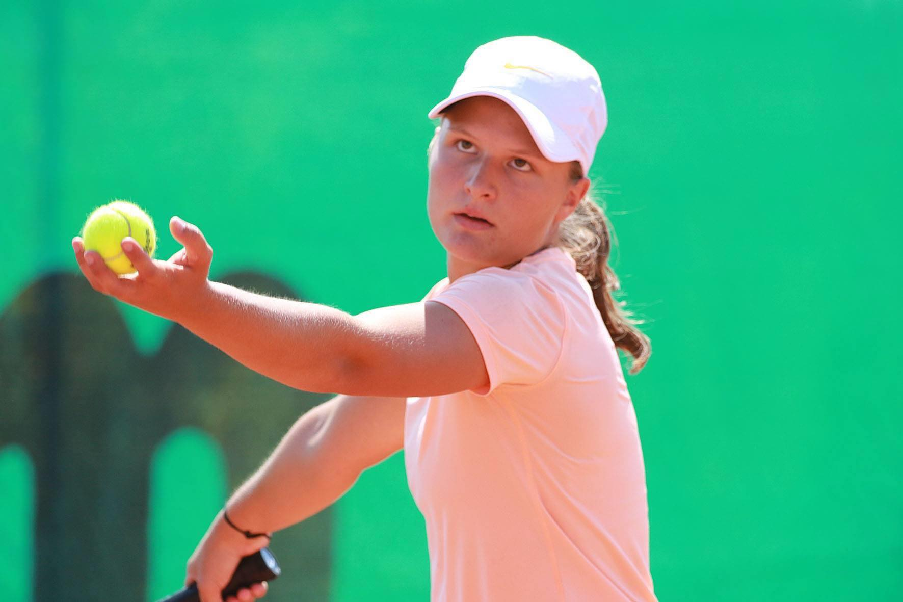 Lovric P - ITF: Ela Nala Milić korak do naslova v Kranju, Pia Lovrič pa v Bratislavi