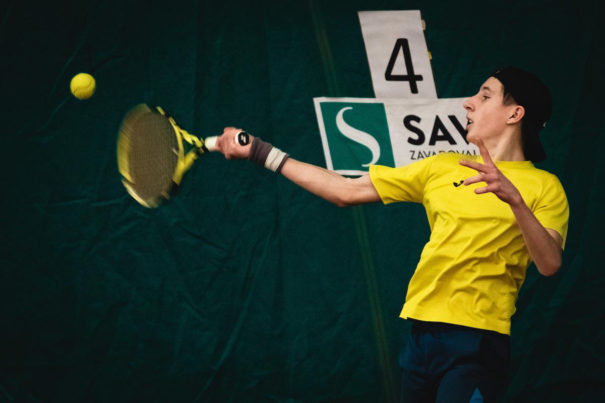 Telemach DP 210116 BW0139 - ITF Kranj: Štirje slovenski predstavniki uspešno skozi kvalifikacijsko sito, opravljen žreb za glavni del turnirja