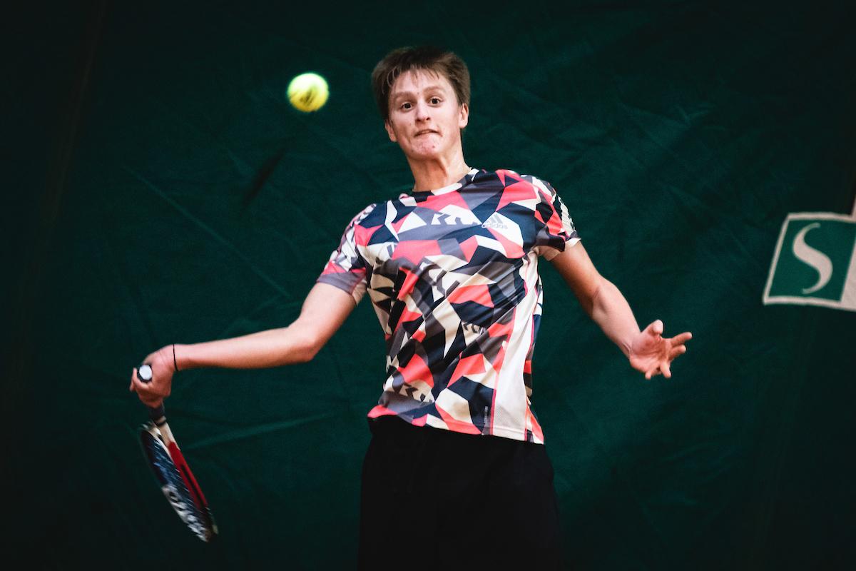 Telemach DP 210116 BW0143 - Črni petek za slovenske predstavnike na ITF turnirjih