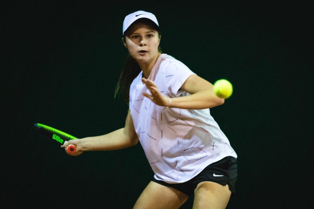 Telemach DP 210116 BW0279 1024x683 - Na koprskem Tennis Europe turnirju v četrtek kar dva vseslovenska četrtfinalna dvoboja