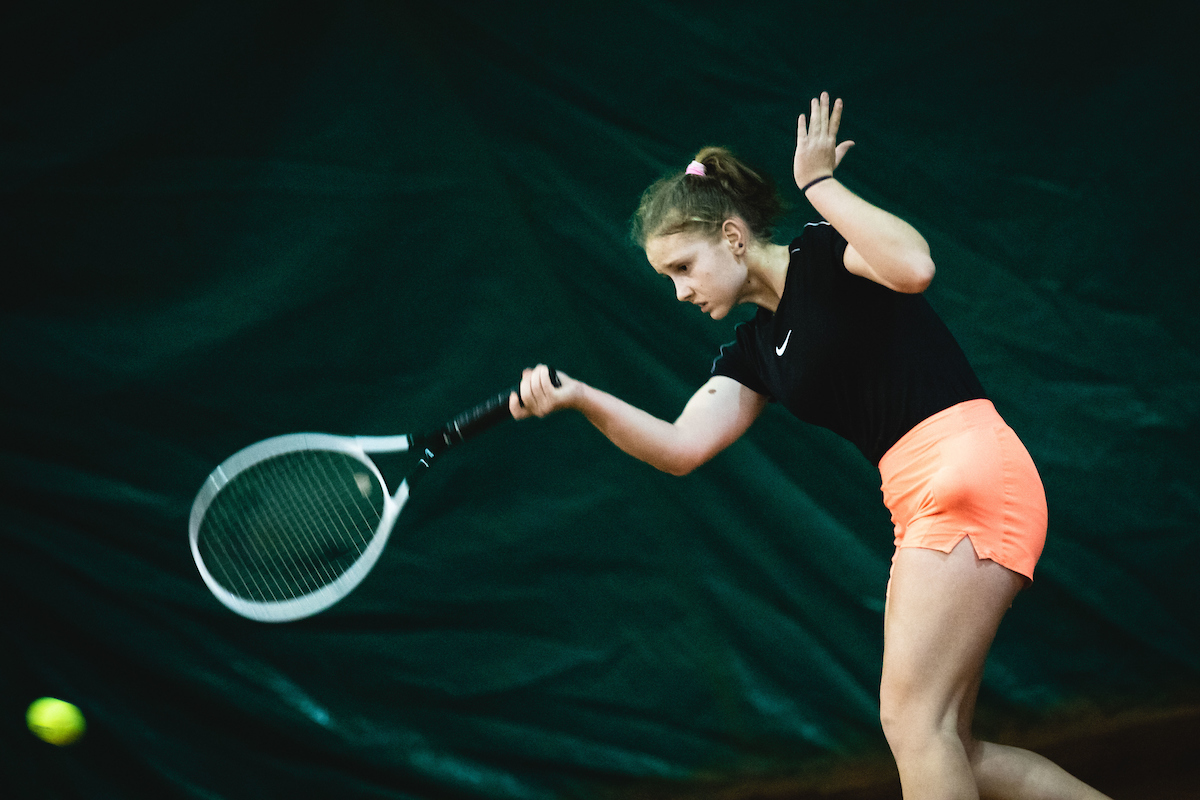Telemach DP 210116 BW0347 - Tennis Europe: Eva Cikajlo v Istanbulu že zabeležila dve zmagi
