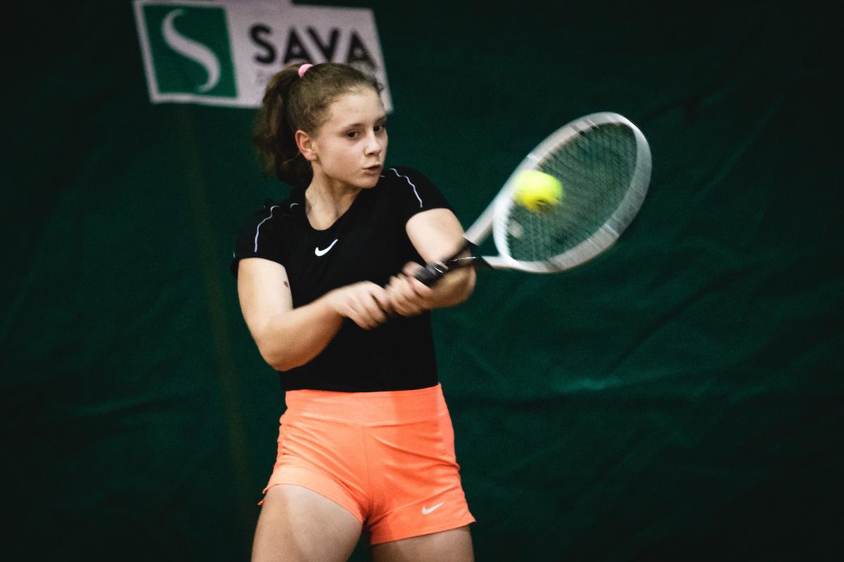 Telemach DP 210116 BW0351 1 - TE: Eva Cikajlo še naprej navdušuje na Danskem, Peternelova polfinalistka v Krškem