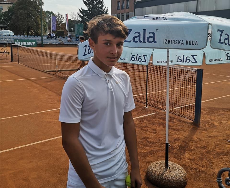 153772077 2896600927281925 3106604370499379066 n - Tennis Europe: Paolo Angeli na Poljskem v finalu dvojic!