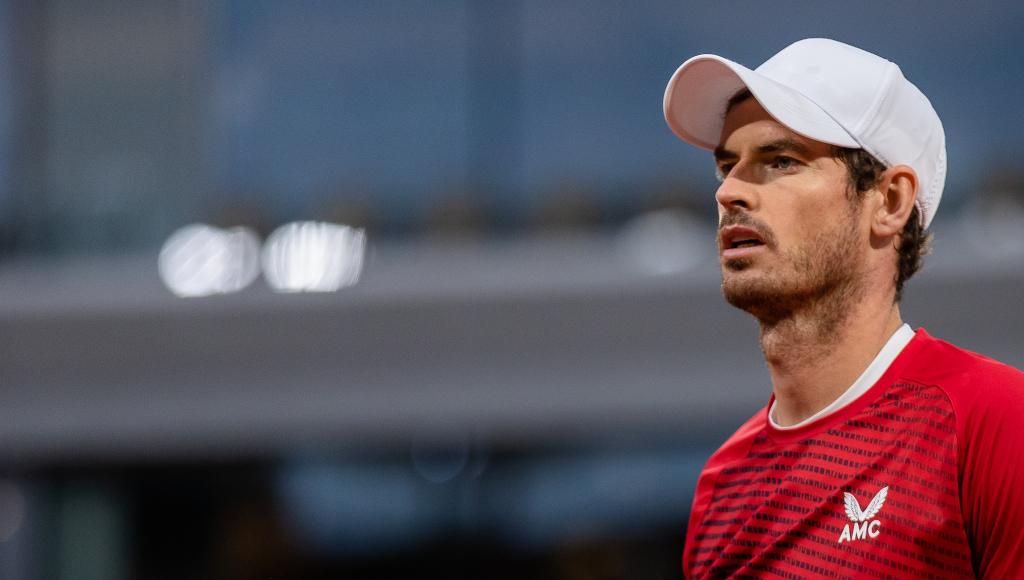 """Andy Murray looking ahead from PA 1 - Murray krivi britansko teniško zvezo: """"Nisem se mogel okužiti nikjer drugje kot v centru"""""""
