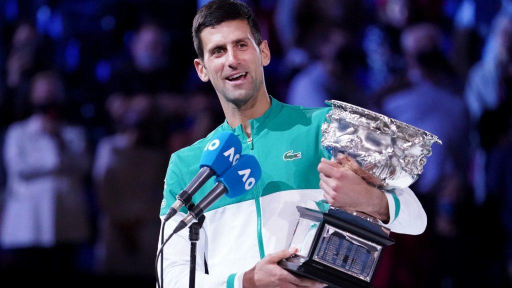 Foto Australian Open FB 8 1024x576 - Đoković uradno rekorder, v Beogradu druženje pred njegovo restavracijo