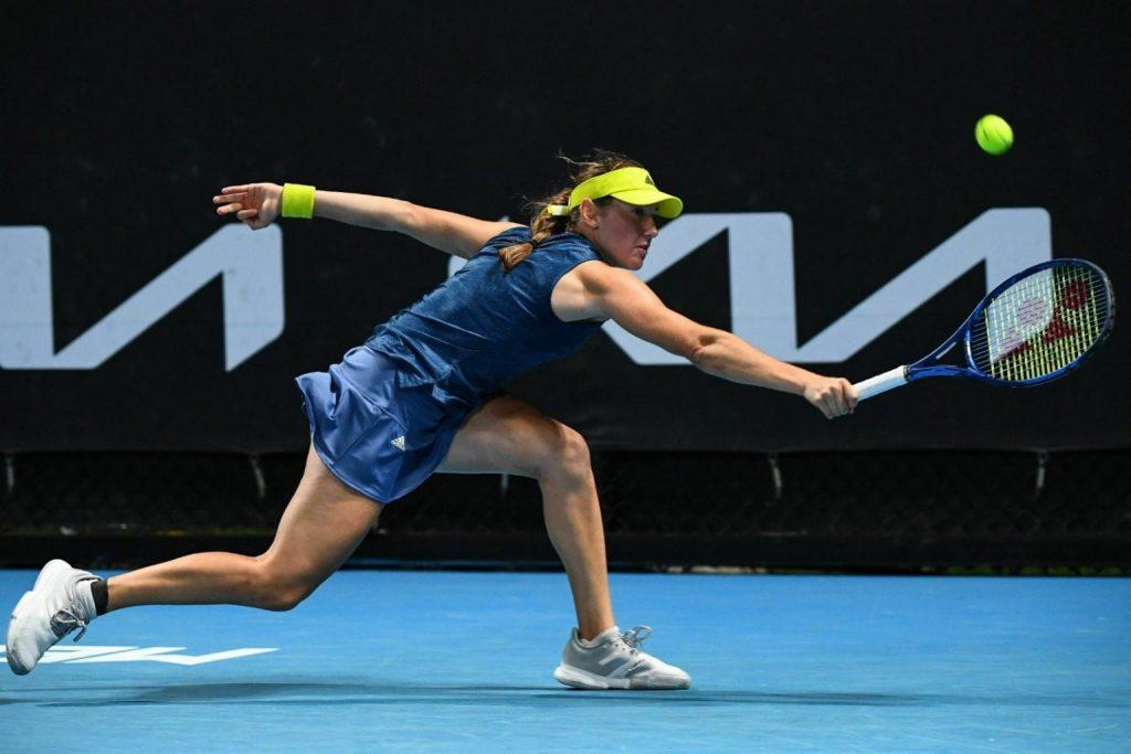 Kaja Juvan AO2021 1 1024x683 - Iz Avstralije se nam je oglasila Kaja Juvan | Tenis Slovenija