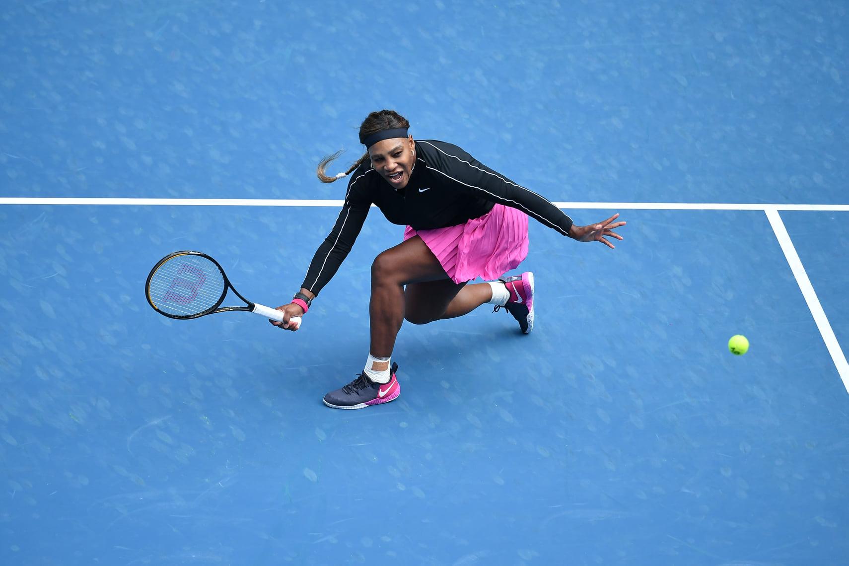 Serena Williams Foto Patrick Mouratoglou FB 2 - Serena Williams mora na operacijo; Američanka odpovedala nastop v Miamiju