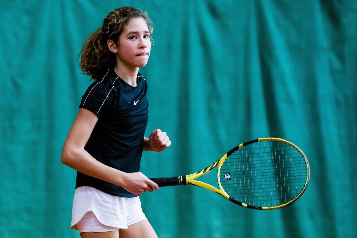 Tenis Pokal 0790 210205 GV - Tennis Europe: Švec in Mumlekova četrtfinalista v Novem Sadu, Fusilova napredovala v Tirani