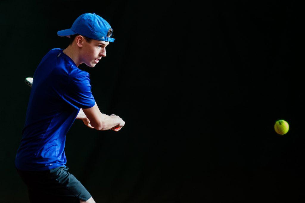 Tenis Pokal 1774 210206 GV 1024x683 - Tennis Europe: Angeli v Litvi klonil proti domačinu