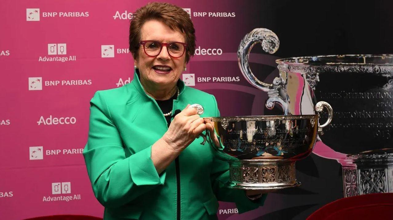 billie - Zaključni turnir pokala Billie Jean King po novem v Pragi
