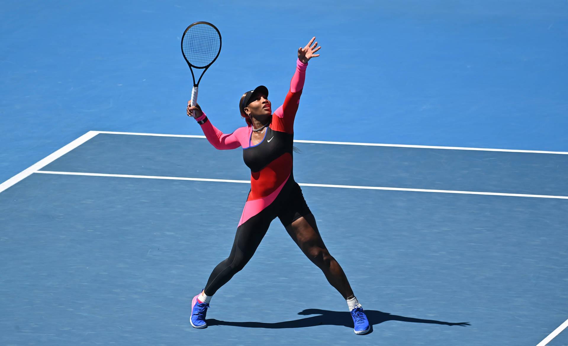 """fOTO Billie Jean King Cup 4 - Serena Williams: """"Če želi igrati na moč, potem gremo na moč!"""""""