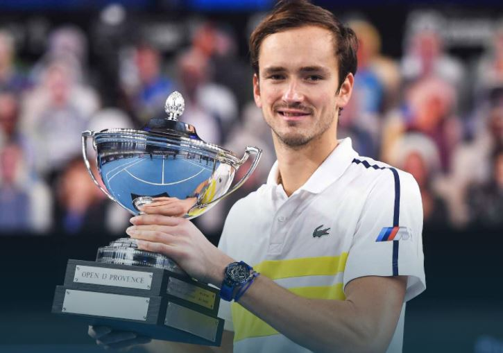 Corinne Dubreuil Open 13 Provence - ATP Marseille: Medvedev se je oddolžil za zgodnji poraz v Rotterdamu in prišeldo novega naslova!
