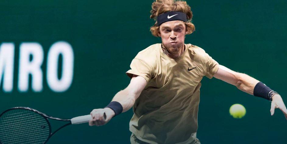 Henk Koster 1 - ATP Rotterdam: Rublev povozil Murrayja, Rus v četrtfinale