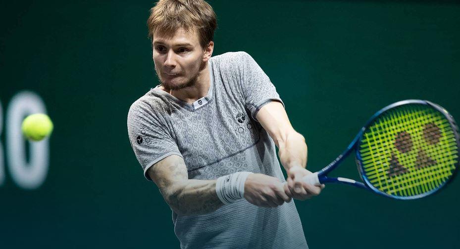 Henk Koster - ATP Rotterdam: Bublik presenetil Zvereva