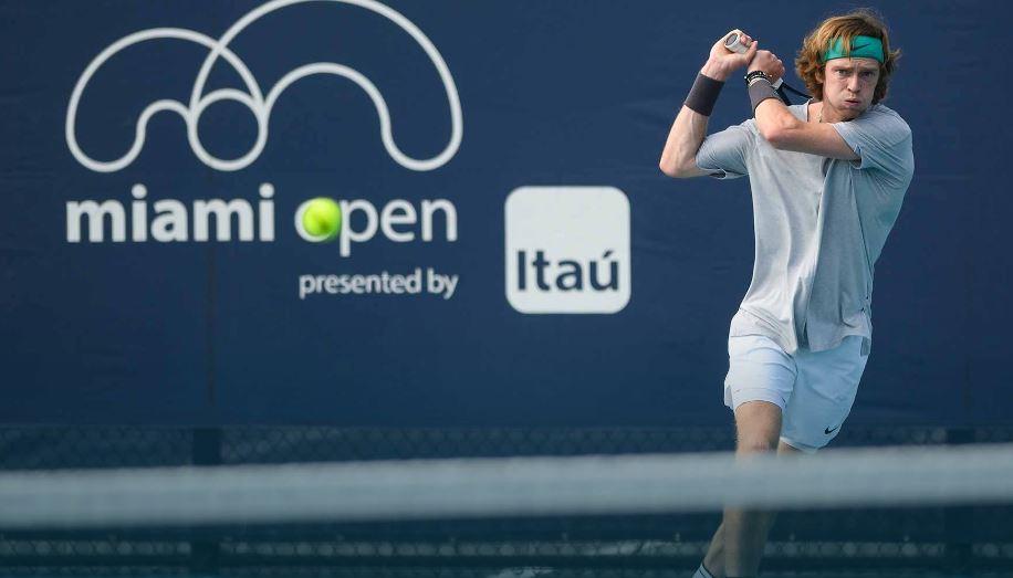 """Mike Lawrence ATP Tour - Rublev: """"Bojim se, da sem imel zgolj srečo"""""""