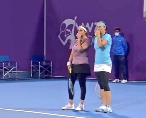 Andrjea - Klepačeva v Dohi s 6-kratno zmagovalko na turnirjih za Grand Slam, Jakupovićeva v Lyonu