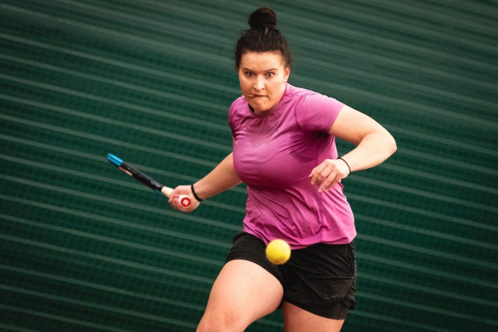 Telemach DP MS 210313 BW0036 1024x683 - ITF: Nastja Kolar četrtfinalistka v Bolgariji, Brina Šulin med osem v Mostarju
