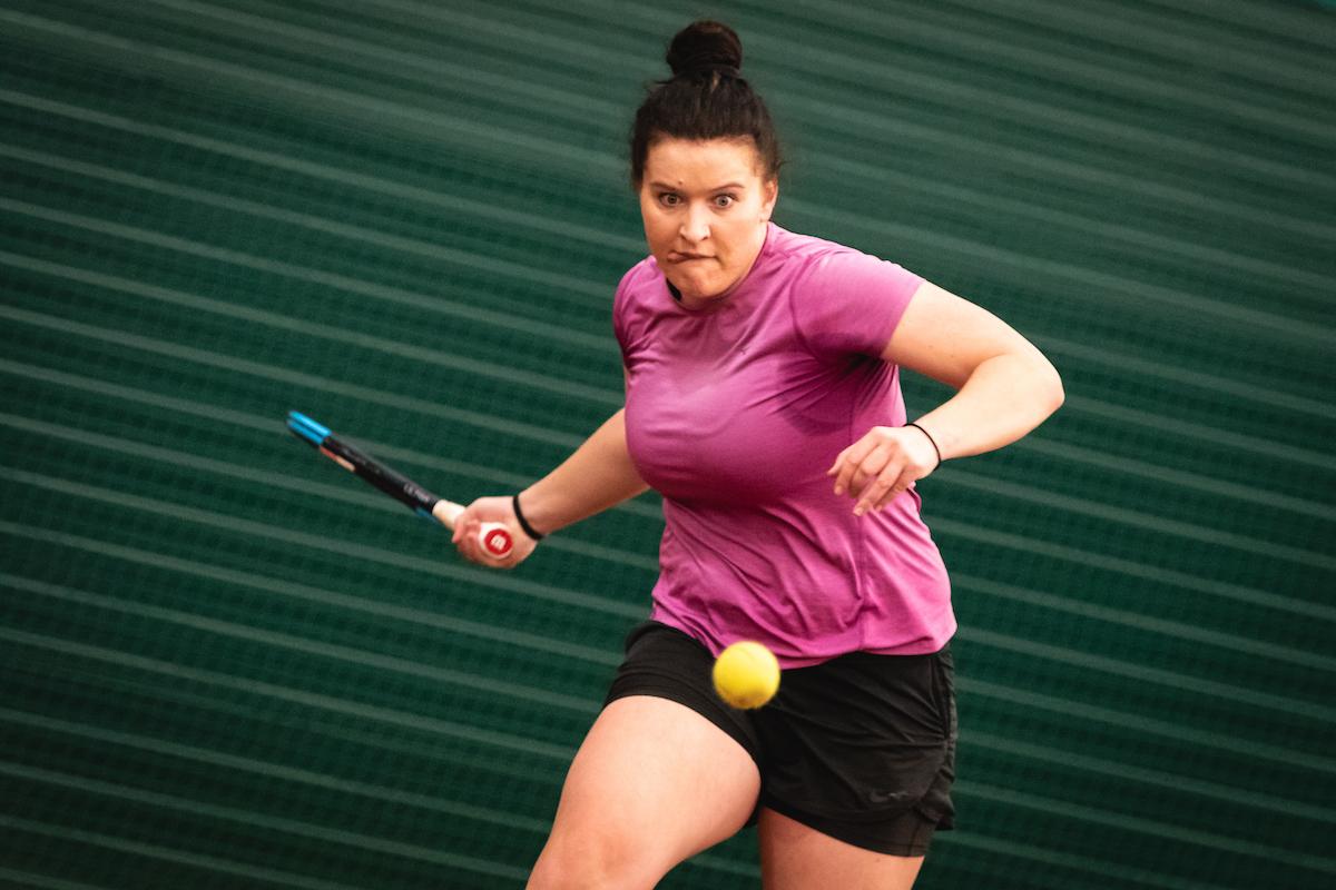 Telemach DP MS 210313 BW0036 - ITF: Nastja Kolar četrtfinalistka v Bolgariji, Brina Šulin med osem v Mostarju