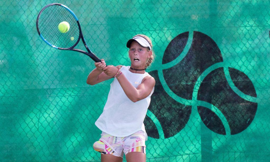 TenisFest 023 200822 NM 1 1024x614 - DP U12: Mlakarjeva, Fleischmanova, Basailovićeva in Berkova naprej brez izgubljene igre