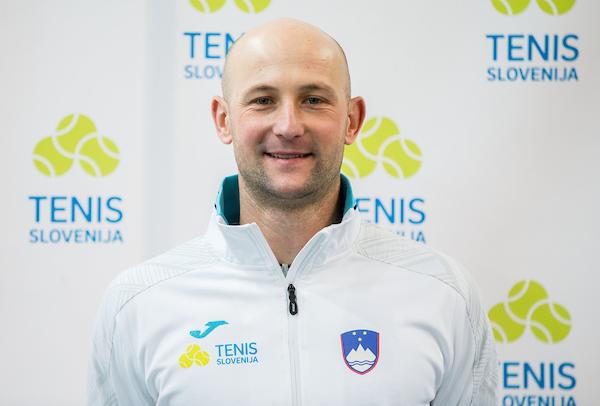 TenisSlo 0229 170121 VP - Tokratni gost v FB pogovoru je bil trener Daniel Šantl