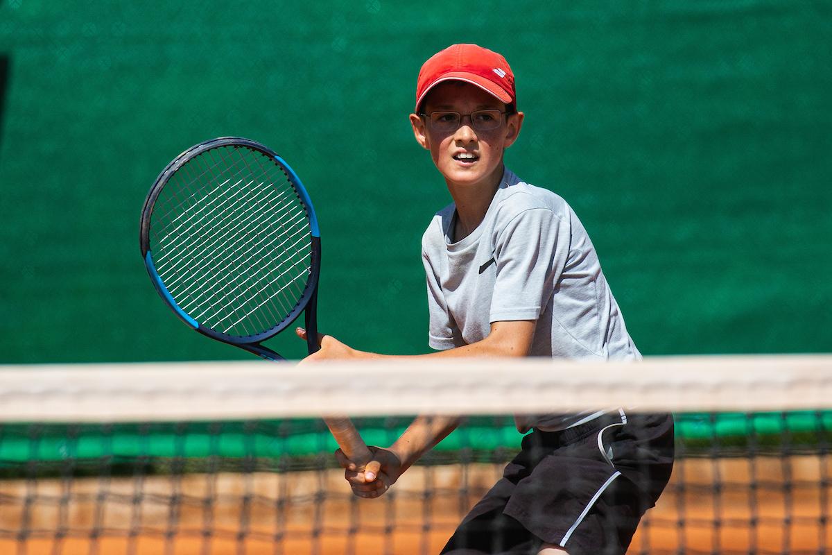 Tenis ATP Portoroz2019 day6 2024 190814 GV - DP U14: Zimska državna prvaka sta postala Ela Plošnik in Marko Retelj! (FOTO)