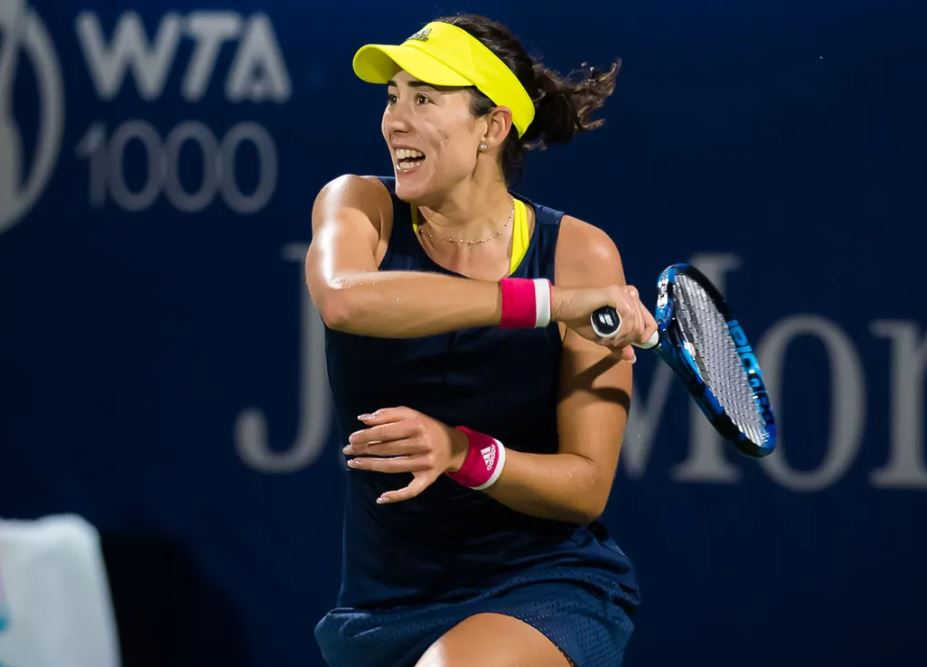 garbine - Garbine Muguruza v Dubaju osmič najboljša na turnirjih WTA