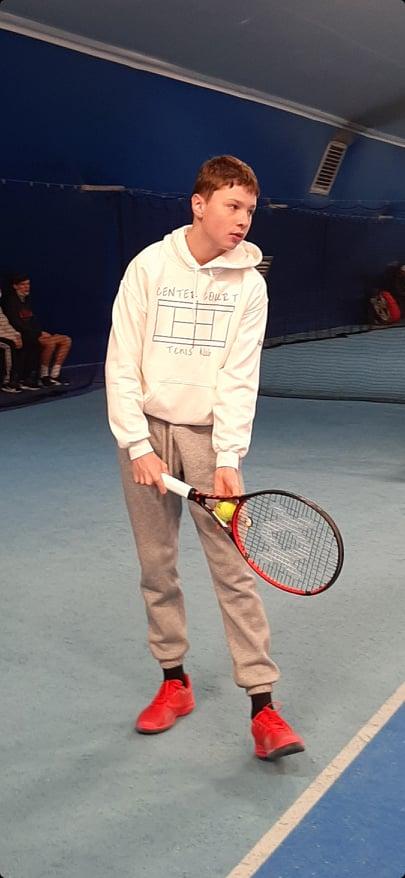 175563887 863538811044647 3922993732186870975 n - Tennis Europe: Čeh v Solinu po Angeliju v polfinalu zaustavil še Hribarja, naveza Albreht/Šeško zaustavljena v finalu