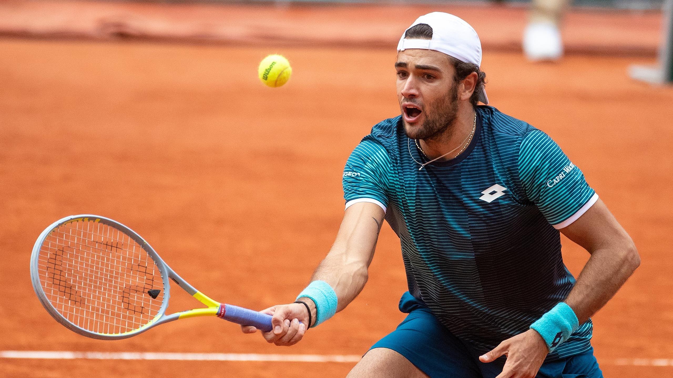 2980820 61172148 2560 1440 - ATP Beograd: Berrettini ustavil nalet Karatseva