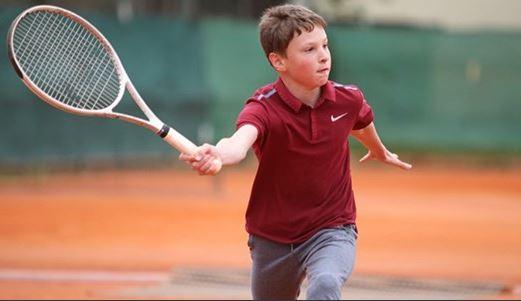 Hribar - Tennis Europe: Švec s priložnostjo po maščevanju, Hribar na Hrvaškem boljši od Šeška