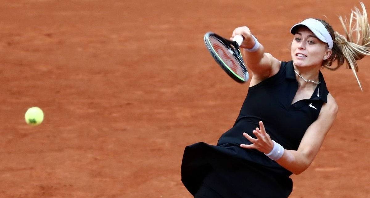 1201 1 - WTA Beograd: Zmagovalka Paula Badosa Gibert