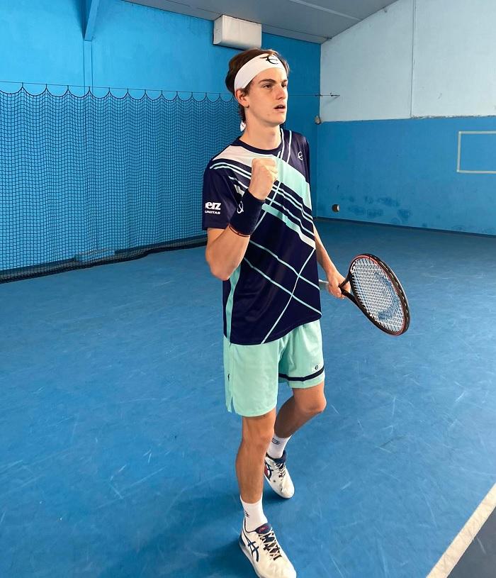 Bor - ITF: Artnak v Avstriji znova zavil na zmagovalne tirnice, v Romuniji konec za Jerana in Emeršiča Potočnika