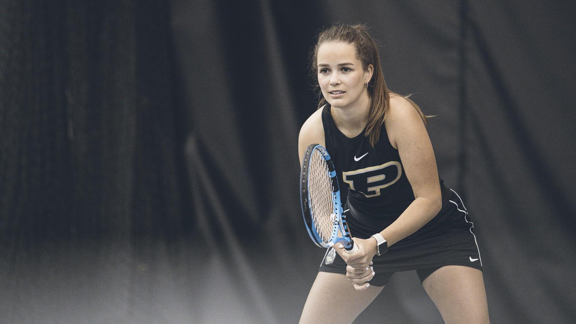 """PU0 7513 FullRes - Zala Dovnik: """"Zmotno je razmišljanje, da na ameriških univerzah ne moreš teniško napredovati in kasneje igrati profesionalno."""""""