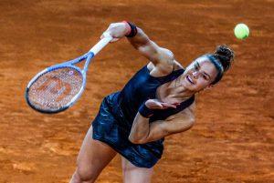 Sakkari 300x201 - WTA Finals: Sakkarijeva kot peta zaslužila svoje mesto na zaključnem turnirju