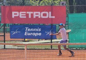 Suljic 300x207 - TE Koper: Odlična Nika Mlakar v četrtfinalu, Suljić tesno poražen (FOTO)