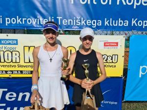Untitled 300x225 - TE Koper: Madžarka v četrtfinalu ustavila Mlakarjevo, odlični Fusilova in Yaneva viceprvakinji (FOTO)