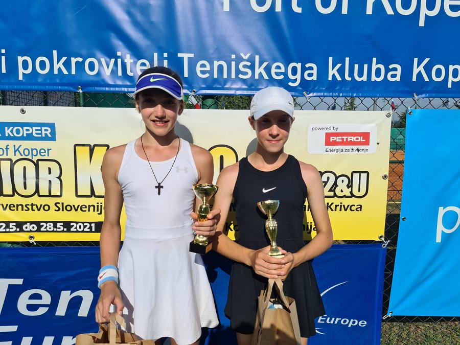 Untitled - TE Koper: Madžarka v četrtfinalu ustavila Mlakarjevo, odlični Fusilova in Yaneva viceprvakinji (FOTO)