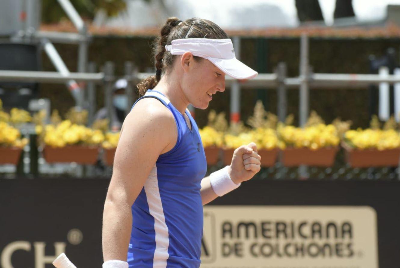 Zidan - Zidanškova v Rimu boljša od finalistke Roland Garrosa 2018, Bedene naprej kljub porazu