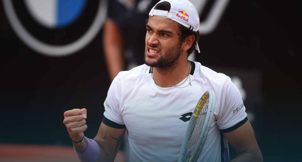 berrettini © Corinne Dubreuil ATP Tour - ATP Rim: Berrettini in Shapovalov uspešno začela