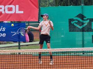 koper1 3 300x222 - TE Koper: Odlična Nika Mlakar v četrtfinalu, Suljić tesno poražen (FOTO)