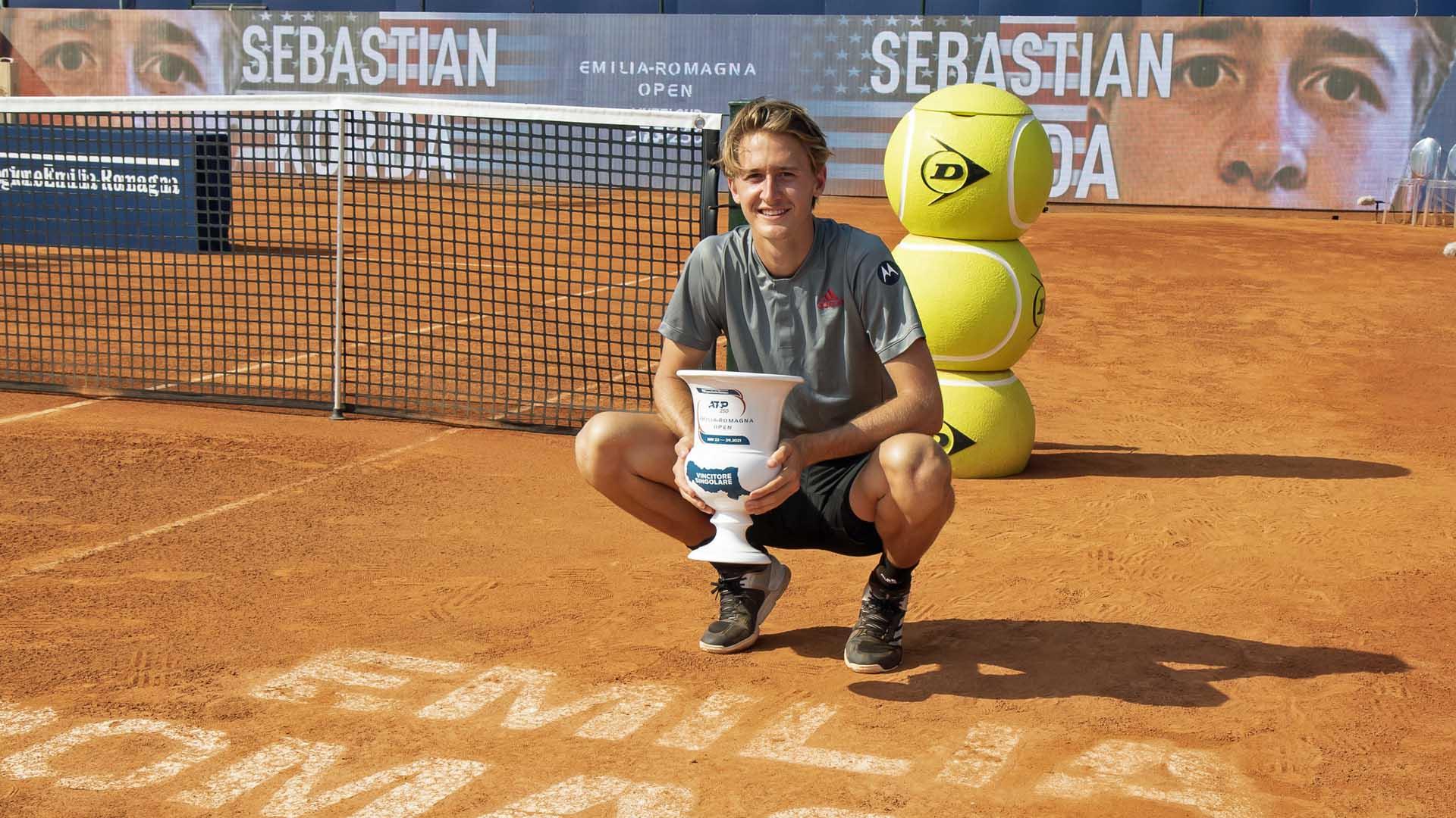 korda parma 2021 saturday final - ATP Parma: Sebastian Korda do prvega naslova v karieri