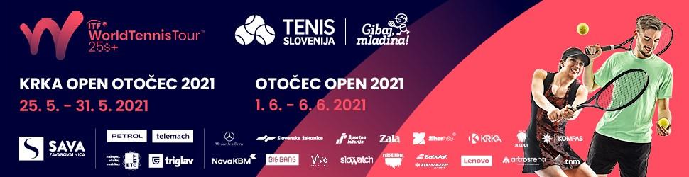 otocec - ITF World Tennis Tour W25 Krka Open Otočec in W25 Otočec Open