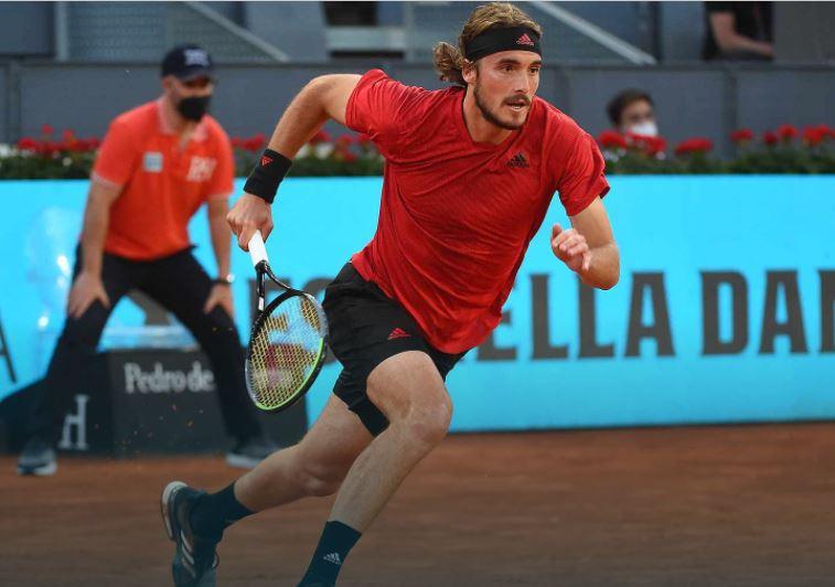 stefanos © Corinne Dubreuil ATP Tour - ATP Madrid: Tsitsipas odpravil Pairea
