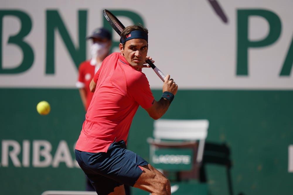 1ee4ddd5 3c3f 49e0 a456 fa45ca510d26 20210531 RG CL 09532 web - Federer v štirih nizih boljših od Čilića