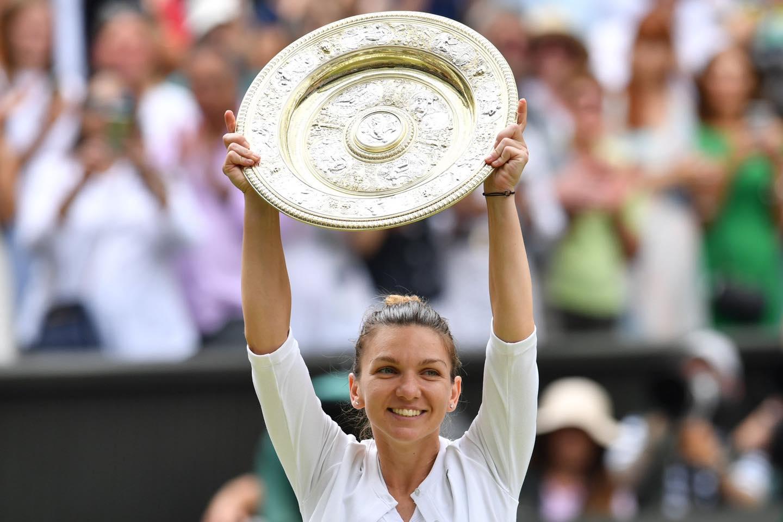 206541763 339332857556501 8806183429080389955 n - Halepova zaradi poškodbe odpovedala Wimbledon, kjer bi branila naslov