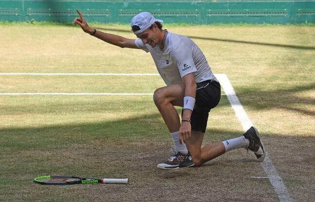 648x415 ugo humber outsider suivre wimbledon - ATP Halle: Največji naslov v karieri za Humberta