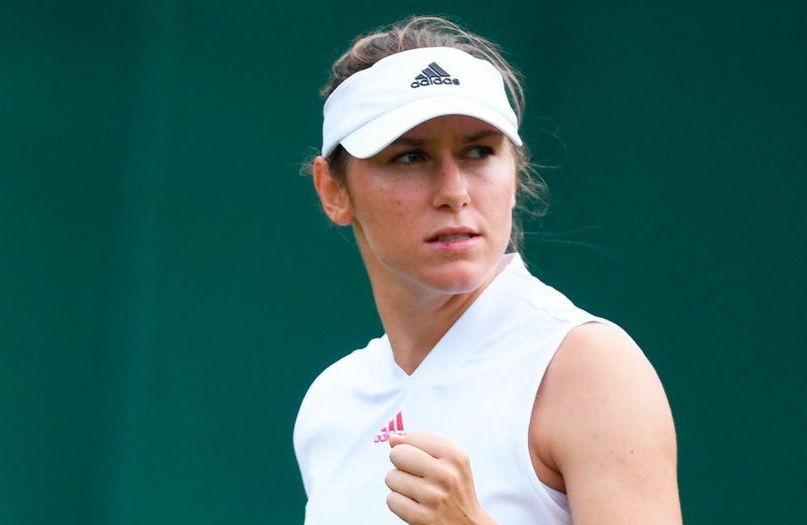 Kaja idemo - Kaja Juvan udarno pričela z nastopi v Wimbledonu - padla je 11. igralka sveta