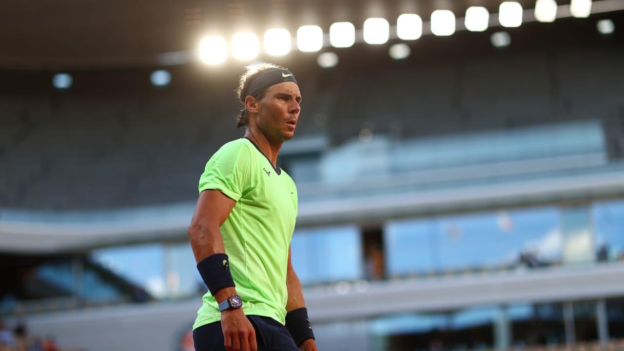 """Rafael Nadal Foto Eurosport3 - Wilander se je motil: """"Nadal je nepremagljiv"""""""