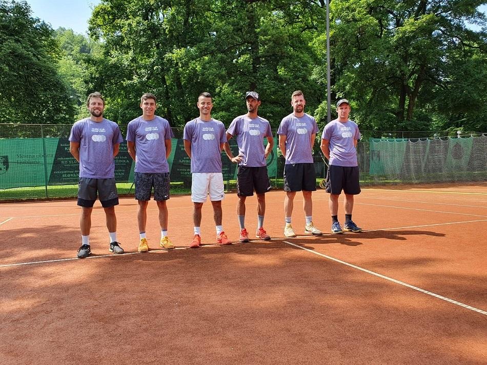 Triglav - 1. moška liga: Prvouvrščena TK Triglav Kranj in TK Terme Ptuj že v polfinalu, konec za TK Spin Medvode (FOTO)